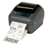 Принтер этикеток ZEBRA GK420D, термопечать, ширина этикетки 19-108 мм, диаметр рулона до 127 мм, 203 dpi, USB