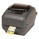 Принтер этикеток ZEBRA GK420T, термотрансферная печать, ширина этикетки 19-108 мм, рулон до 127 мм, 203 dpi, USB