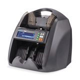 Счетчик банкнот DORS 750 1500 банкнот/<wbr/>минуту, 9 уровней плотности, ИК, УФ, магнитная детекция, фасовка