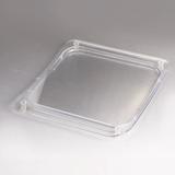 Монетница прямоугольная, 170×200 мм, прозрачная