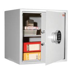 Сейф офисный (мебельный) облегченной конструкции AIKO «Т40EL» 400×400×356 мм, 19 кг, электронный замок