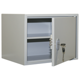 Шкаф металлический для документов ПРАКТИК «SL-32» 320×420×350 мм, 9 кг, сварной