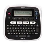 Принтер этикеток BROTHER РТ-D200VP, ширина ленты 3,5-12 мм, до 20 мм/<wbr/>с, разрешение 180 точек/<wbr/>дюйм, память на 2400 знаков, кейс