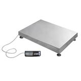 Весы напольные МАССА-К ТВ-M-150.2-А1 (0,4-150 кг), дискретность 50 г, платформа 800×600 мм, переносной дисплей