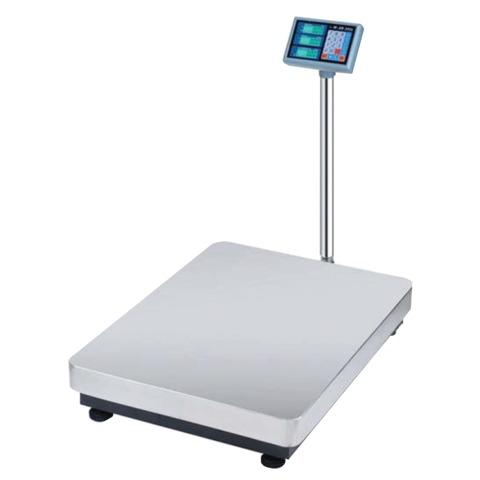 Весы напольные MERCURY M-ER 333L-150.50 (0,4-150 кг), дискретность 50 г, платформа 600x800 мм, со стойкой