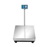 Весы напольные MERCURY M-ER 333L-300.100 (1-300 кг), дискретность 100 г, платформа 600×800 мм, со стойкой