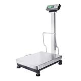 Весы напольные MERCURY M-ER 333AFL-300.50 (4-300 кг), дискретность 50 г, платформа 380×500 мм, со стойкой