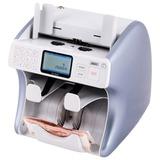 Счетчик/<wbr/>сортировщик банкнот SBM SB-2000S, 3 валюты, 1500 банкнот/<wbr/>минуту, УФ-, ИК-, магнитная детекция