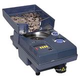 Счетчик монет SCAN COIN 303, 2700 монет/<wbr/>минуту, загрузка 1700 монет, отбор и подсчет монет одного номинала