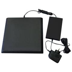 Деактиватор-панель для радиочастотных этикеток, панель 25×25 см, бесконтактный, черный