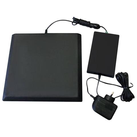 Деактиватор-панель для радиочастотных этикеток, панель 25х25 см, бесконтактный, черный