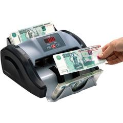 Счетчик банкнот CASSIDA KOLIBRI UV, 1000 банкнот/<wbr/>мин, УФ-детекция, фасовка