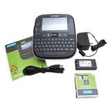 Принтер этикеток DYMO Label Manager 500TS, ленточный, картридж D1, ширина ленты 6-24 мм