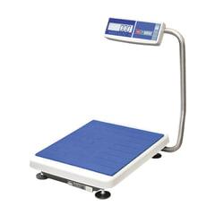 Весы медицинские МАССА-К ВЭМ-150.2-A2 (0,4-200 кг), дискретность 50 г, платформа 510×400 мм, складная стойка