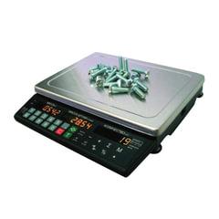 Весы счетные МАССА-К МК-6.2-C21 (0,02-6 кг), дискретность 2 г, платформа 340×244 мм, без стойки