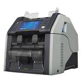 Счетчик-сортировщик банкнот GRG Banking CM100V, 1000 банкнот/<wbr/>минуту, ИК-, УФ-, магнитная детекция, ветхость, сверка СЕР №