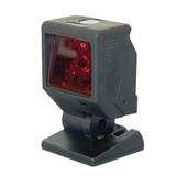 Сканер штрихкода HONEYWELL MK3580 «Quantum T», стационарный, лазерный, USB, кабель RS232, черный