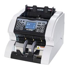 Счетчик-сортировщик банкнот MAGNER 100, 1100 банкнот/<wbr/>мин., ИК-, УФ-, магнитная- детекция