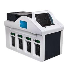 Счетчик-сортировщик банкнот GRGBanking СM400, 1100 банкнот/<wbr/>мин., ИК-, УФ- магнитная детекция, 4 лотка