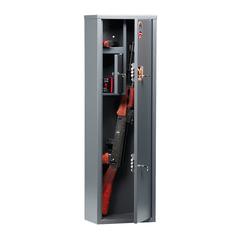 Сейф оружейный AIKO «Чирок 1020», 1000×300×200 мм, 15 кг, на 2 ствола, 2 ключевых замка