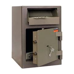 Сейф депозитный VALBERG «ASD-19», 489×342×381 мм, 38 кг, ключевой замок, крепление к полу
