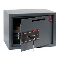 Сейф депозитный (мебельный) облегченной конструкции ONIX «LS-25KD», 250×350×250 мм, 7,5кг, ключевой замок