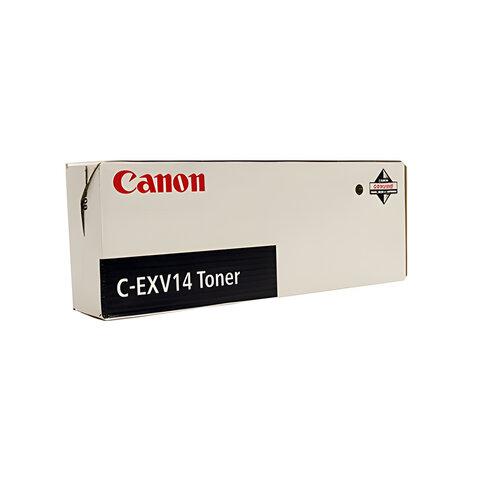 Тонер CANON (C-EXV14) iR-2016/<wbr/>2016J/ 2020, оригинальный, 460 г, ресурс 8300 стр.