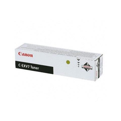 Тонер CANON (C-EXV7) IR1210/1510/1530, оригинальный, 300 г, ресурс 5300 стр.