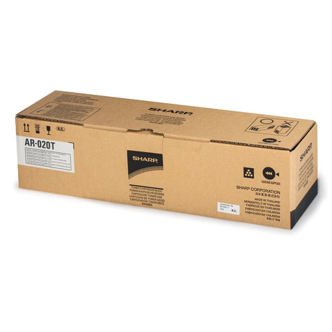 Тонер-картридж SHARP (AR-020T) AR5516RU/<wbr/>5516DRU/<wbr/>5520DRU и другие, оригинальный, 16000 копий