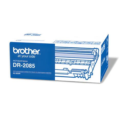 Фотобарабан BROTHER (DR2085) HL-2035R и другие, оригинальный, ресурс 12000 стр.