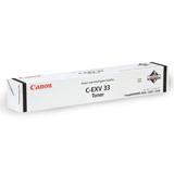 Тонер CANON (C-EXV33BK) iR2520/<wbr/>2520i/<wbr/>2525/<wbr/>2525i/<wbr/>2530/<wbr/>2530i, черный, ориг., 700 г, ресурс 14600 стр.