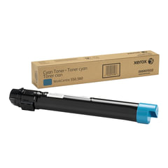 Тонер XEROX (006R01532) Xerox Colour 550/<wbr/>560, голубой, оригинальный, ресурс 34000 стр.