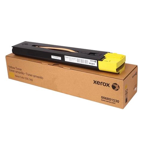 Тонер XEROX (006R01530) Xerox Colour 550/<wbr/>560, желтый, оригинальный, ресурс 34000 стр.
