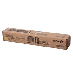 Тонер-картридж XEROX (006R01518) WC 7545/<wbr/>7556 и другие, желтый, оригинальный, ресурс 15000 стр.