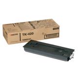 Тонер-картридж KYOCERA (TK-420) KM2550, оригинальный, ресурс 15000 стр.