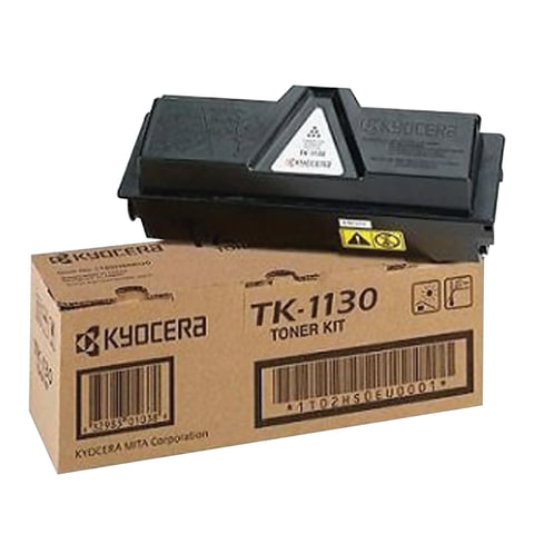 Тонер-картридж KYOCERA (TK-1130) FS1030MFP/<wbr/>1130MFP, оригинальный, ресурс 3000 стр.