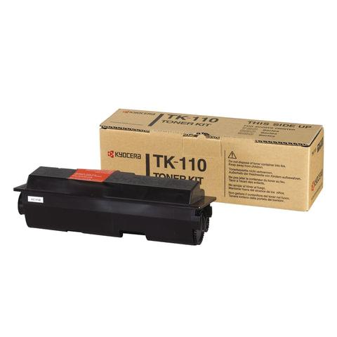 Тонер-картридж KYOCERA (TK-110) FS720/820/920, оригинальный, ресурс 6000 стр.