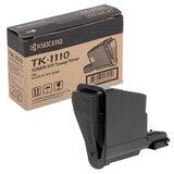 Тонер-картридж KYOCERA (TK-1110) FS1040/<wbr/>1020/<wbr/>1120, оригинальный, ресурс 2500 стр.