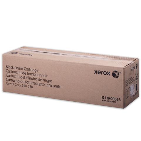 Фотобарабан XEROX (013R00663) XC 550/<wbr/>560, черный, оригинальный, ресурс 190000 страниц