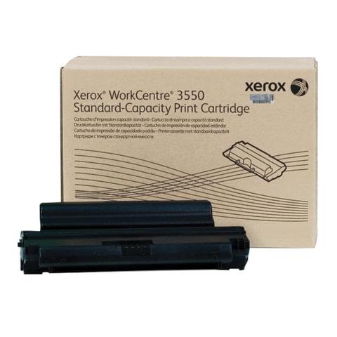Тонер-картридж XEROX (106R01529) WorkCentre 3550, оригинальный, ресурс 5000 стр.