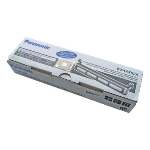 Тонер-картридж PANASONIC (KX-FAT92A7) KX-MB262/263/271/283/763/772/781/783, оригинальный, ресурс 2000 страниц