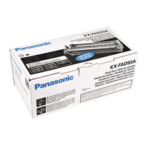Фотобарабан PANASONIC (KX-FAD93A) KX-MB262/<wbr/>263/<wbr/>271/<wbr/>283/<wbr/>763/<wbr/>772/<wbr/>773/<wbr/>781/<wbr/>783, оригинальный ресурс 6000 страниц