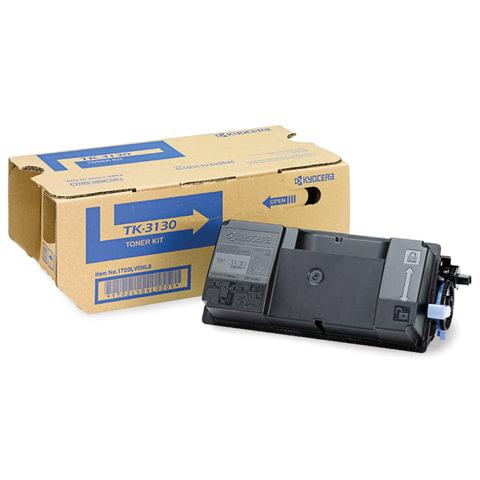 Тонер-картридж KYOCERA (TK-3130) FS-4200D/<wbr/>4300D, оригинальный, ресурс 25000 стр.