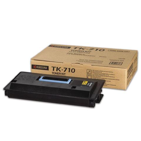 Тонер-картридж KYOCERA (TK-710) FS-9130/<wbr/>9530DN, оригинальный, ресурс 40000 стр.