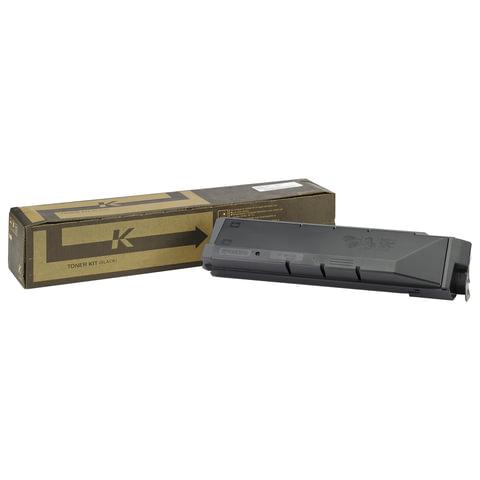 Тонер-картридж KYOCERA (TK-8600K) FS-C8600DN/C8650DN, черный, оригинальный, ресурс 30000 страниц