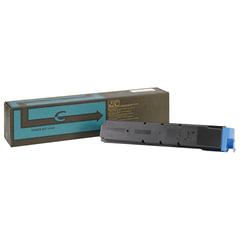 Тонер-картридж KYOCERA (TK-8600C) FS-C8600DN/<wbr/>C8650DN, голубой, оригинальный, ресурс 20000 страниц