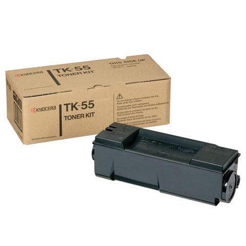 Тонер-картридж KYOCERA (TK-55) FS-1920DN, оригинальный, ресурс 15000 стр.