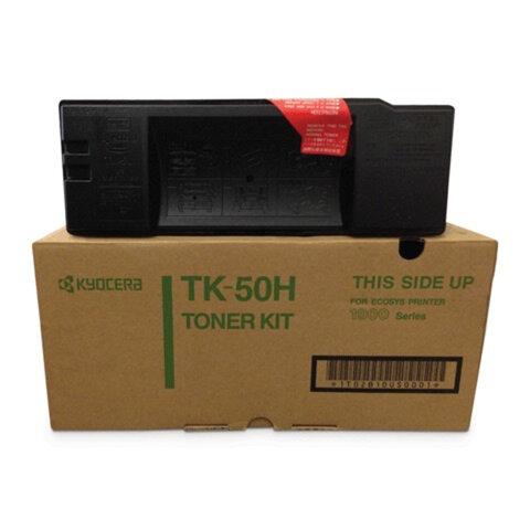 Тонер-картридж KYOCERA (TK-50H) FS-1900, оригинальный, ресурс 15000 стр.