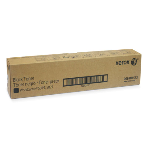 Тонер-картридж XEROX (006R01573) WC 5019/5021/5022/5024, оригинальный, ресурс 9000 стр.