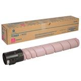 Тонер KONICA MINOLTA (TN-512M) bizhub C454/<wbr/>C554, пурпурный, оригинальный, ресурс 26000 стр.